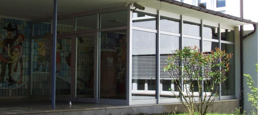 Waldeckschule, Singen